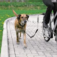 Bicycle Dog Leash - Attaches To Your Bikes Frame, Bike lead